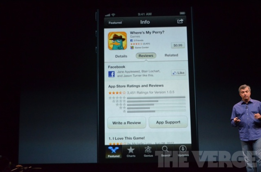 Appular Blog: How App Discovery and Marketing Changes with iOS 6's