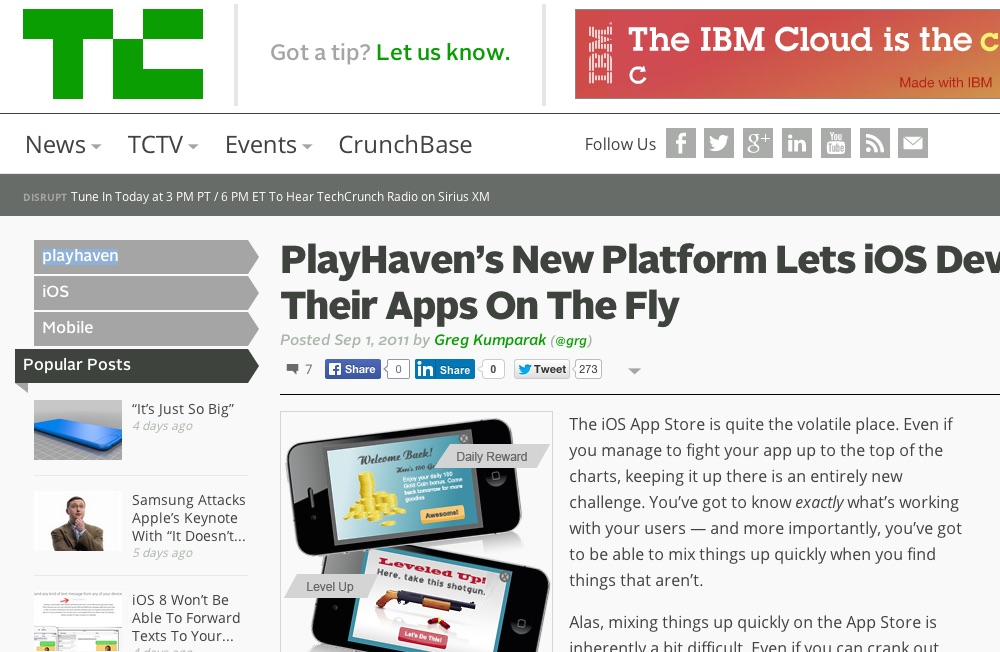 iOS App Marketing Agency - iPhone App Public Relations